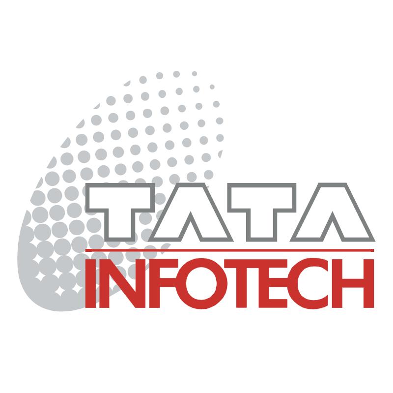 TATA Infotech vector