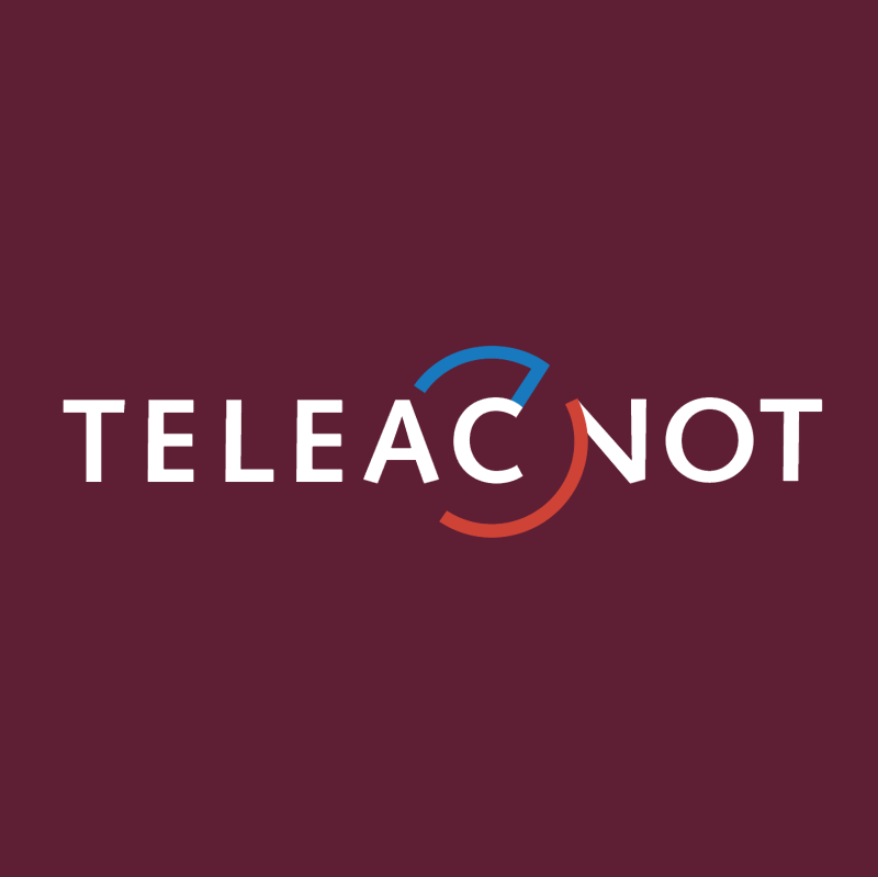 Teleac NOT vector