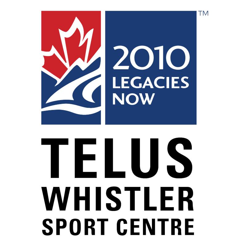 Telus Whistler Sport Centre vector