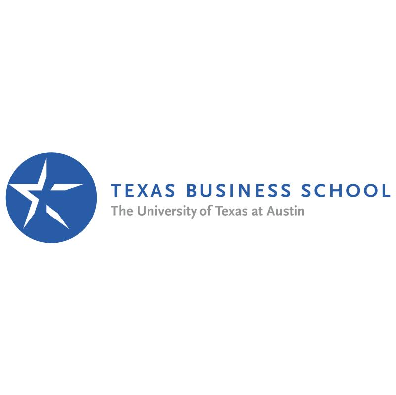 Texas Business School vector