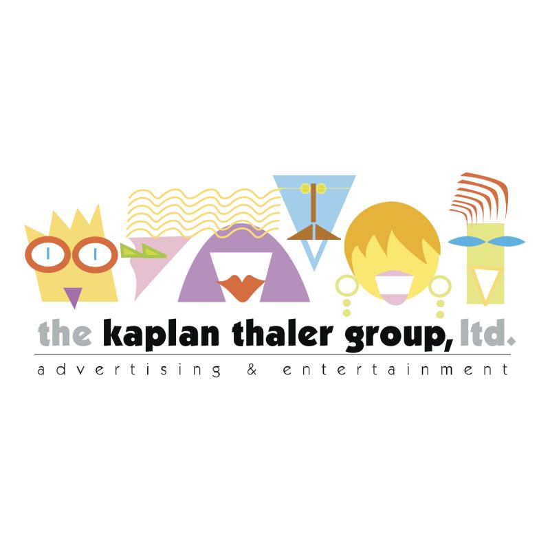 The Kaplan Thaler Group vector logo