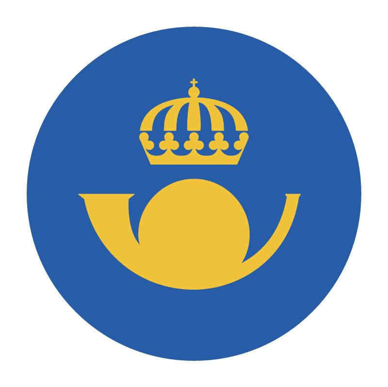 The Swedish Post vector