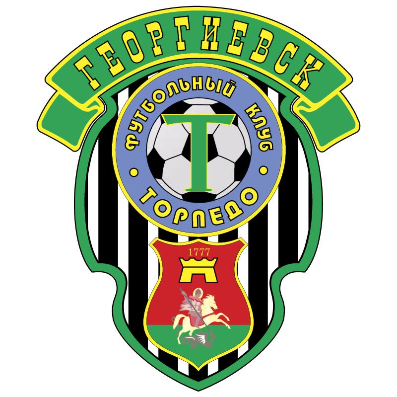 Torpedo Georgievsk vector