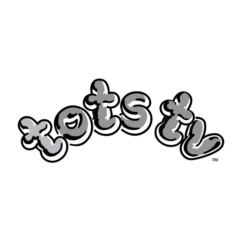 Tots TV vector logo
