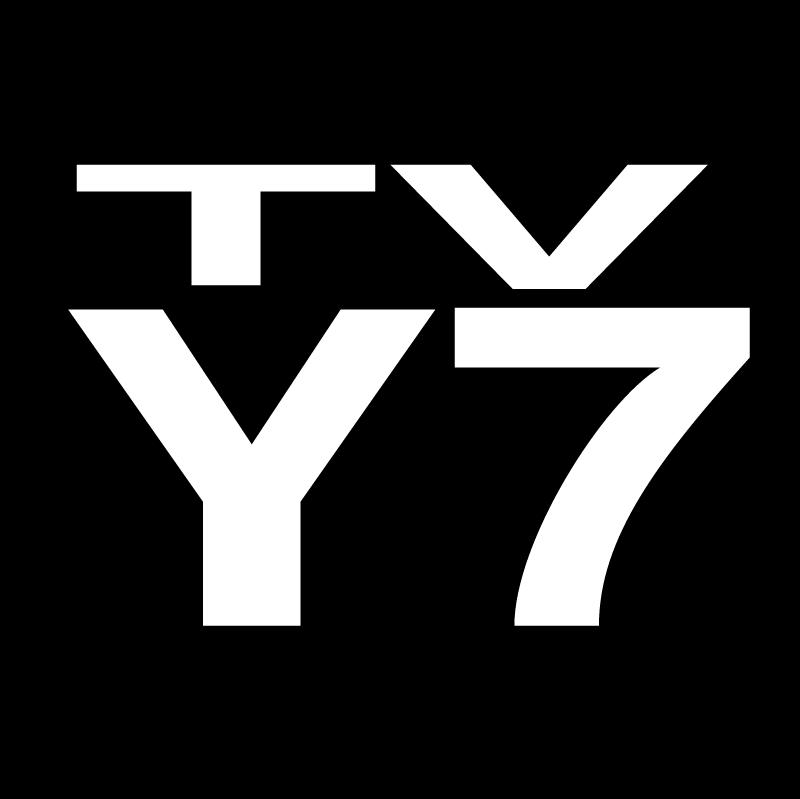 TV Ratings TV Y7 vector