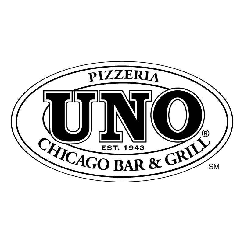 Uno Pizzeria vector