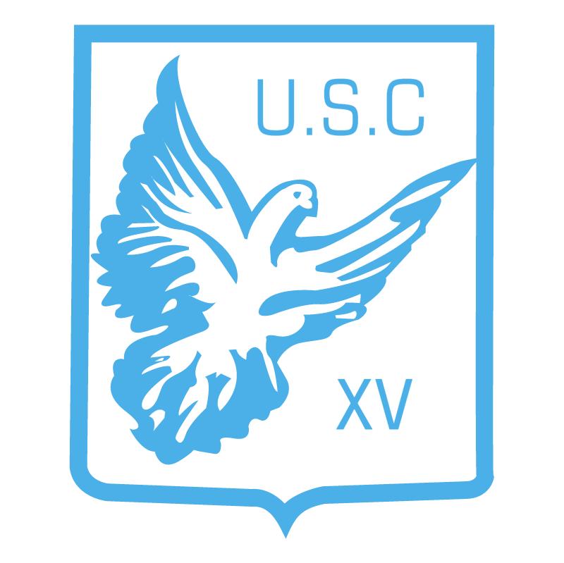 USC Colomiers vector
