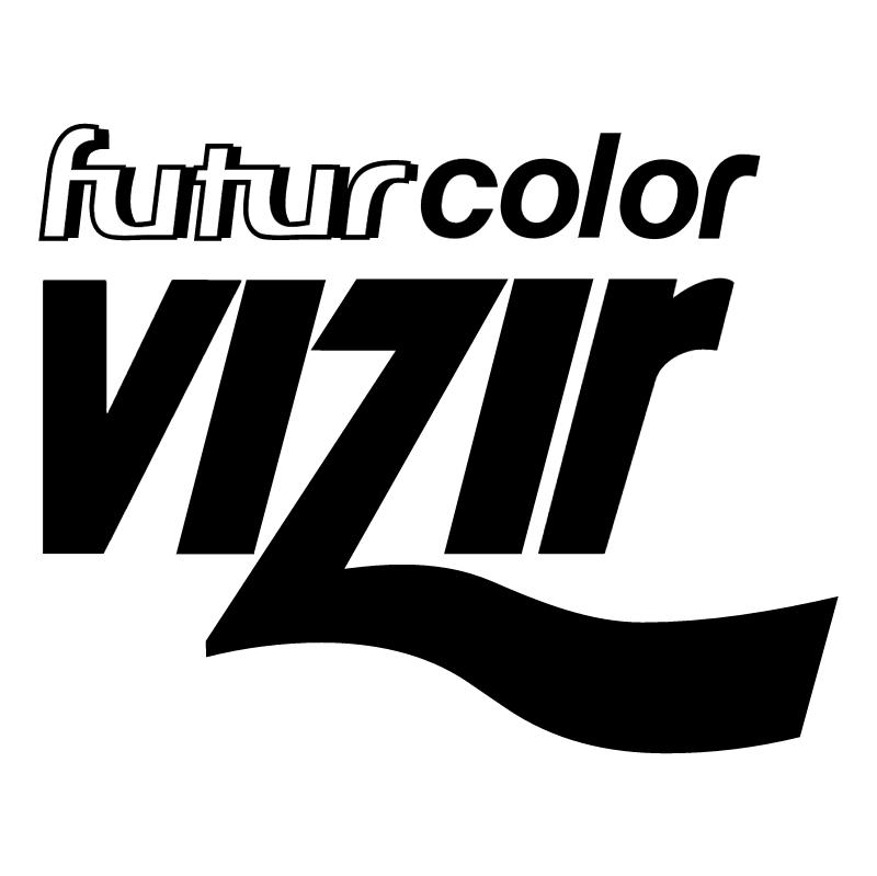Vizir Futur Color vector logo