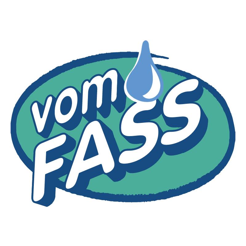 Vom Fass vector