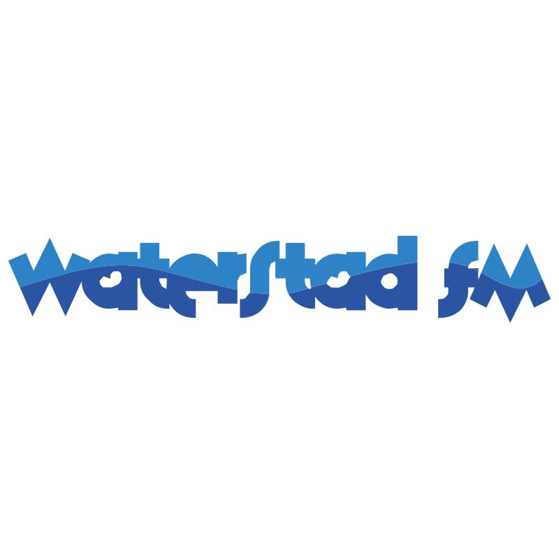 Waterstad FM vector