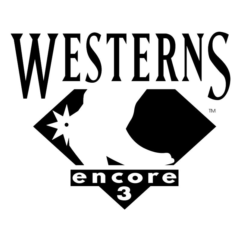 Westerns vector