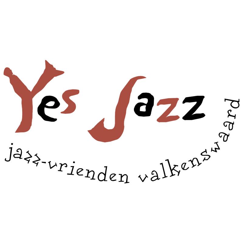 Yes Jazz vector logo
