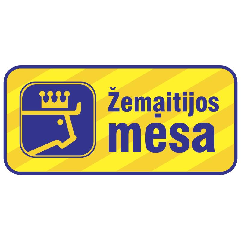 Zemaitijos Mesa vector