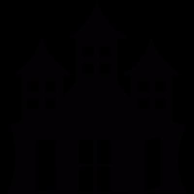 Haunted Palace vector logo