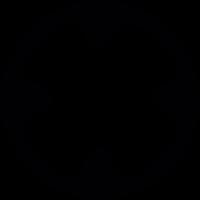 Cancel circle vector