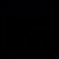 Database run button vector