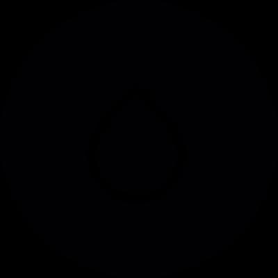 Drop Button vector logo