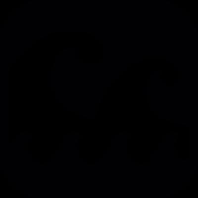 Sea waves vector logo
