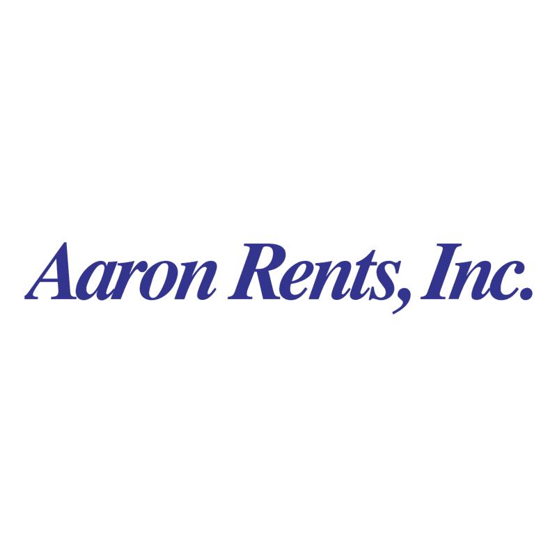 Aaron Rents vector