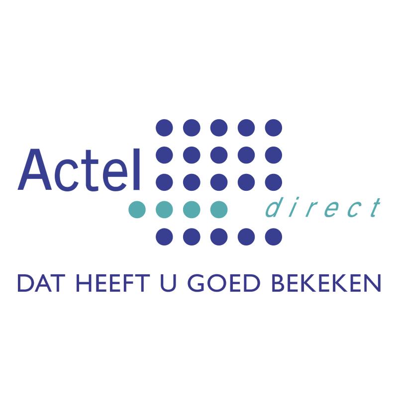 ACTELdirect 42483 vector logo