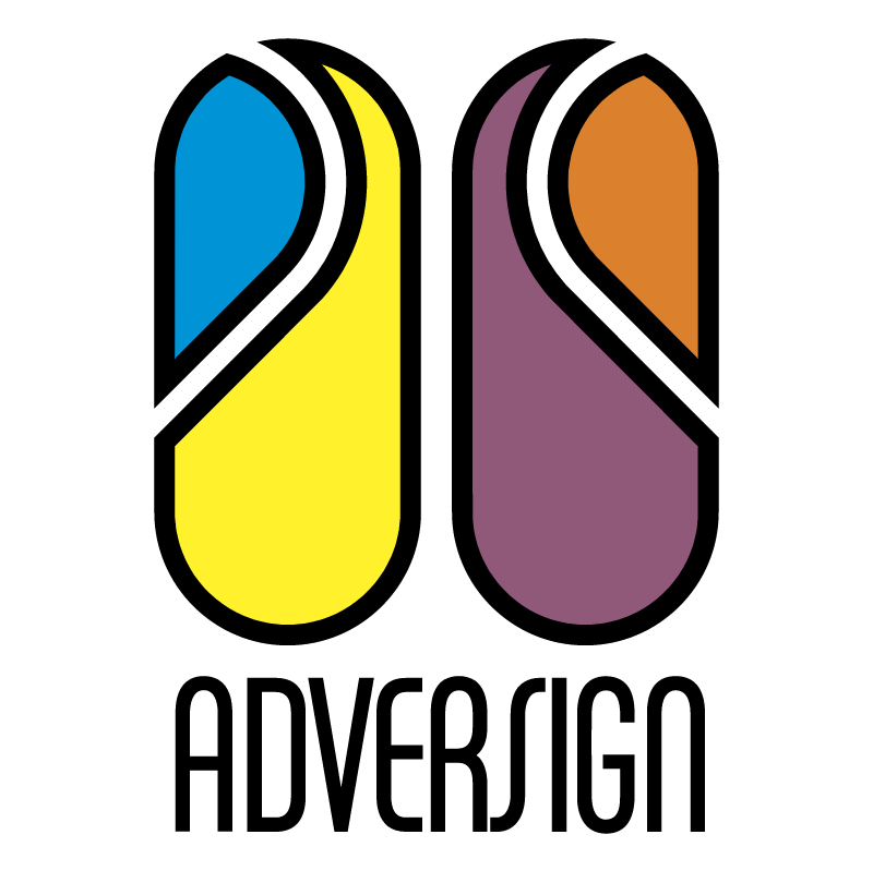 ADVERSIGN 74303 vector