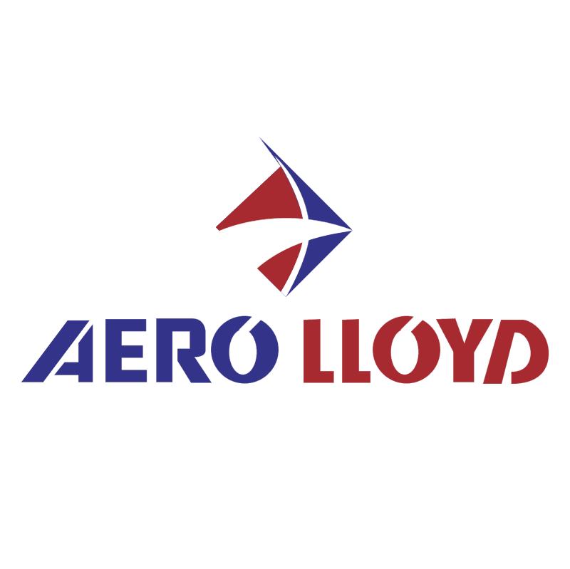 Aero Lloyd 35249 vector