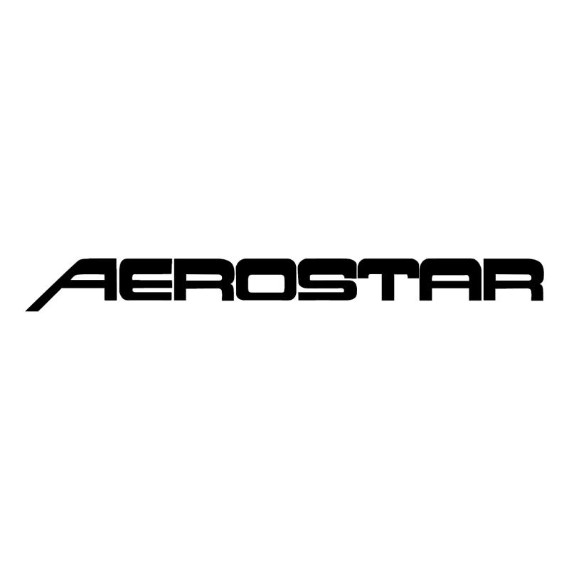 Aerostar 56737 vector