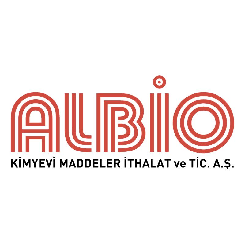 Albio Kimyevi Maddeler vector