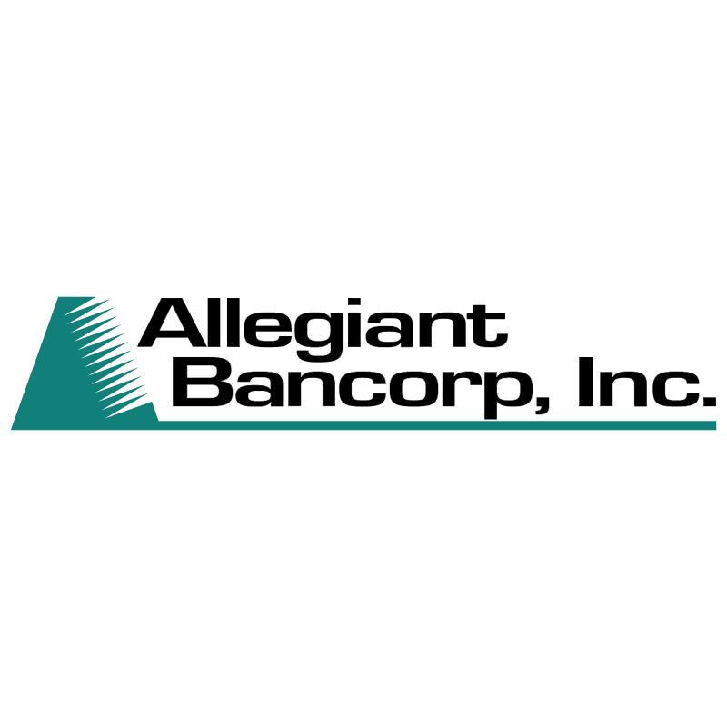 Allegiant Bank vector