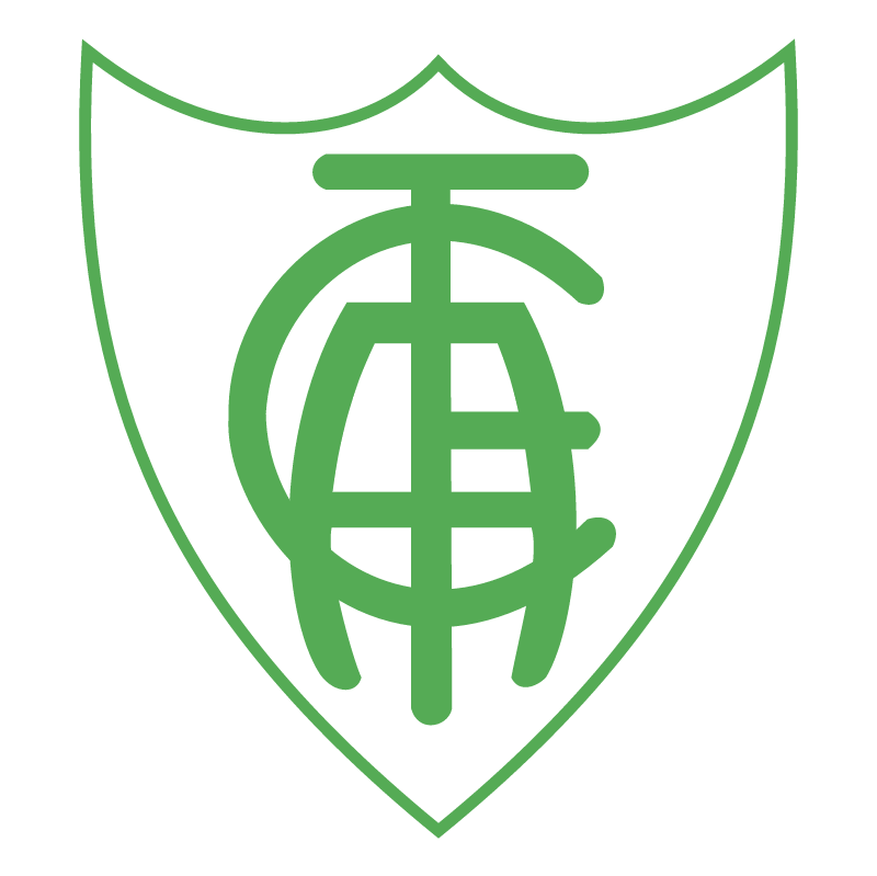 America Futebol Clube de Santiago RS 76272 vector