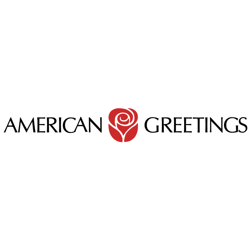 American Greetings 20047 vector