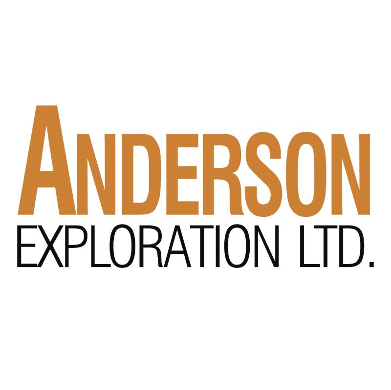 Anderson Exploration vector