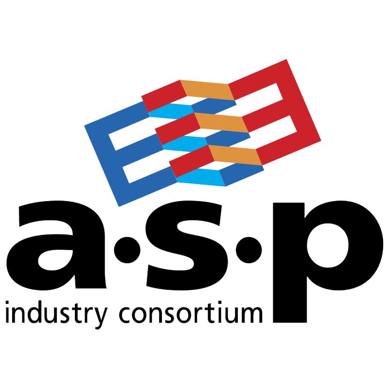 ASP Industry Consortium 18842 vector