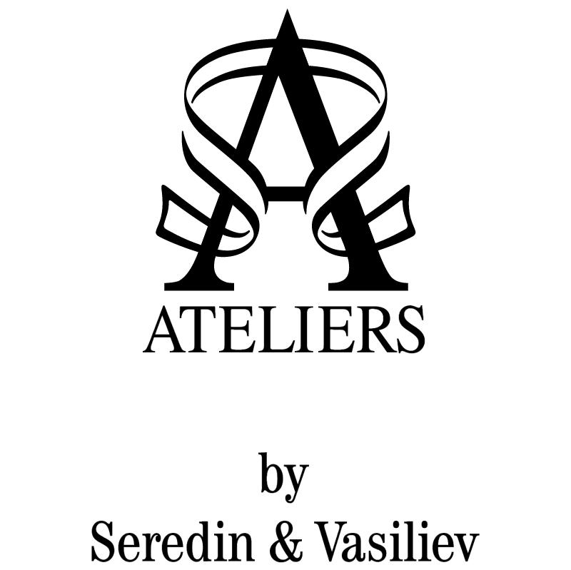 Ateliers by Seredin & Vasiliev vector