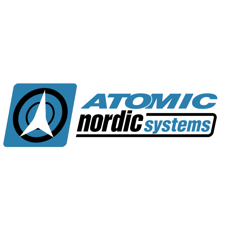 Atomic Nordic Systems 27072 vector logo
