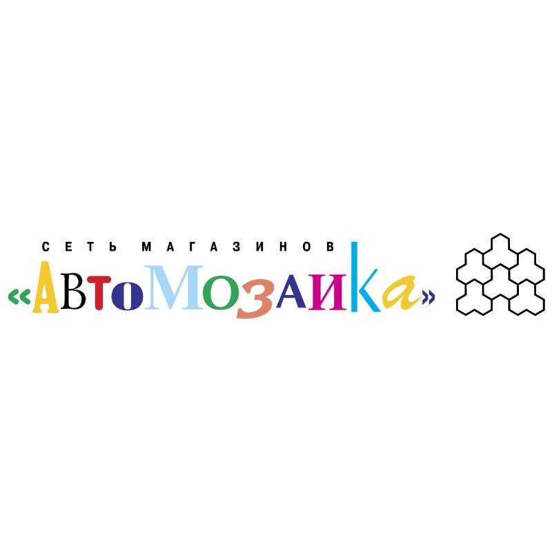 Avtomozaika vector logo