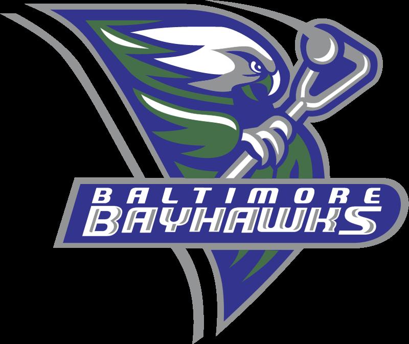 Baltimore Bayhawks 76475 vector