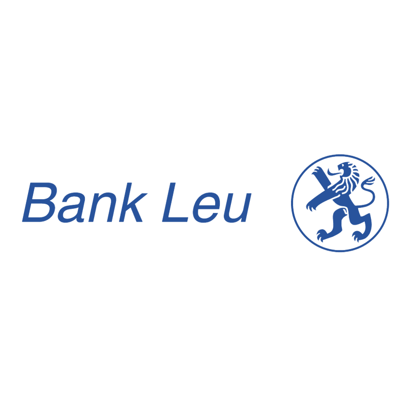 Bank Leu vector