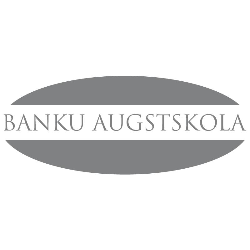 Banku Augstskola vector
