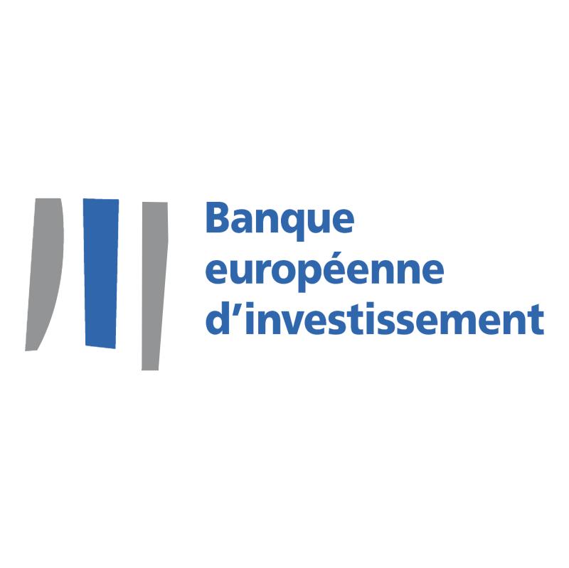 Banque Europeene D'Investissement 57616 vector