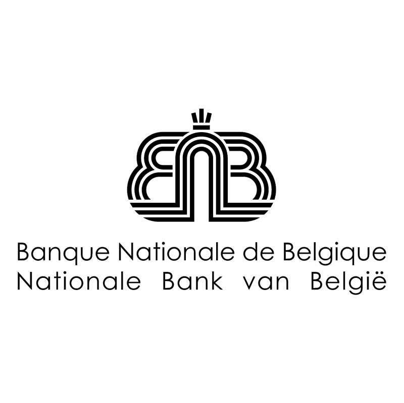 Banque Nationale de Belgique vector