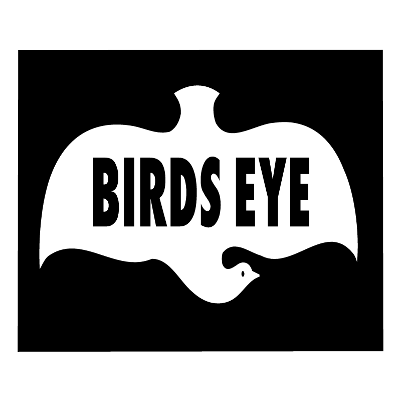 Birds Eye vector