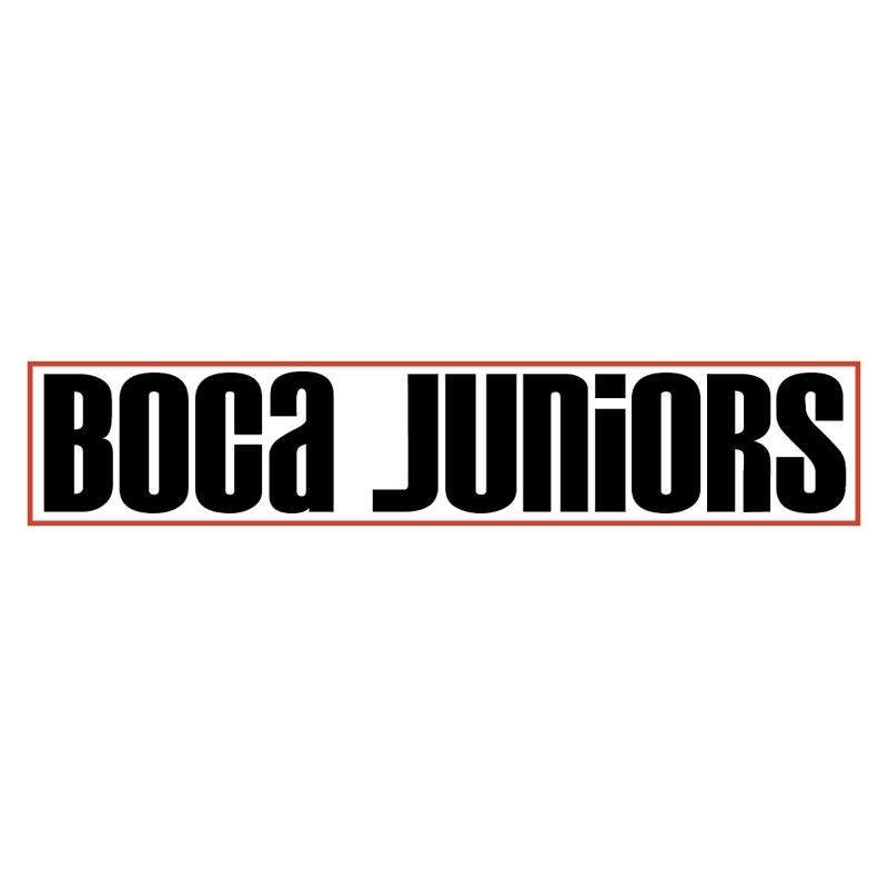 Boca Juniors vector logo