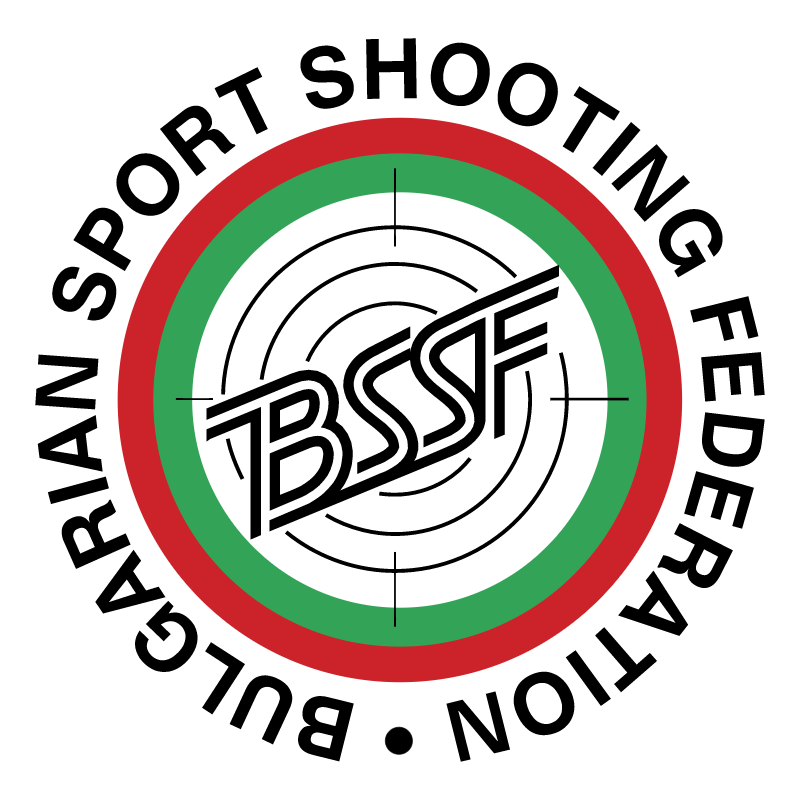 Bulgarian Sport Shooting Federation vector