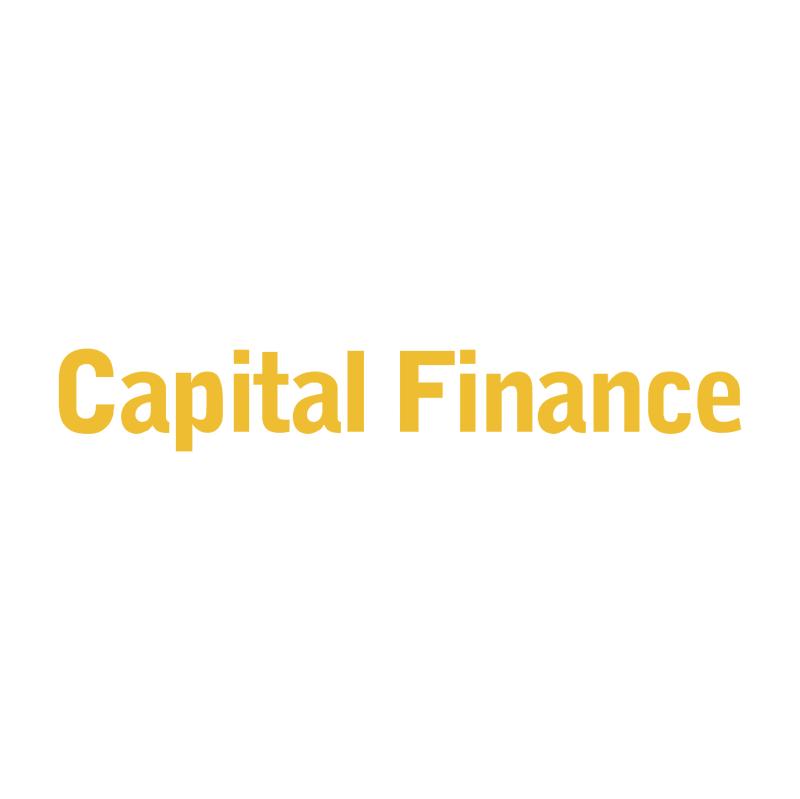 Capital Finance vector