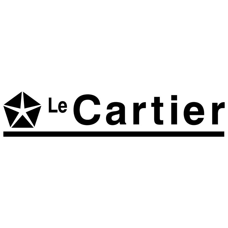 Cartier 1117 vector