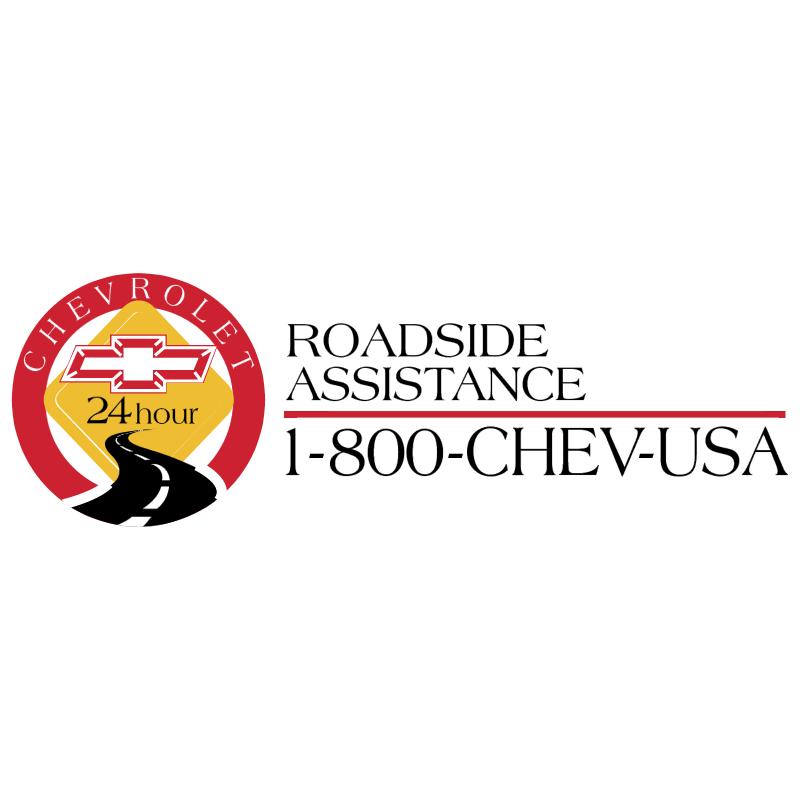 Chevrolet Roadside Assist 8933 vector