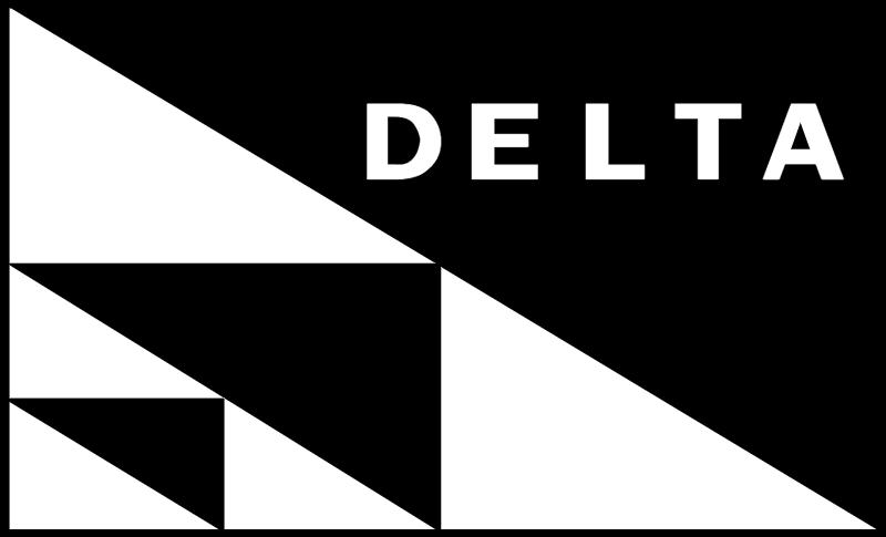 DELTA CARD vector