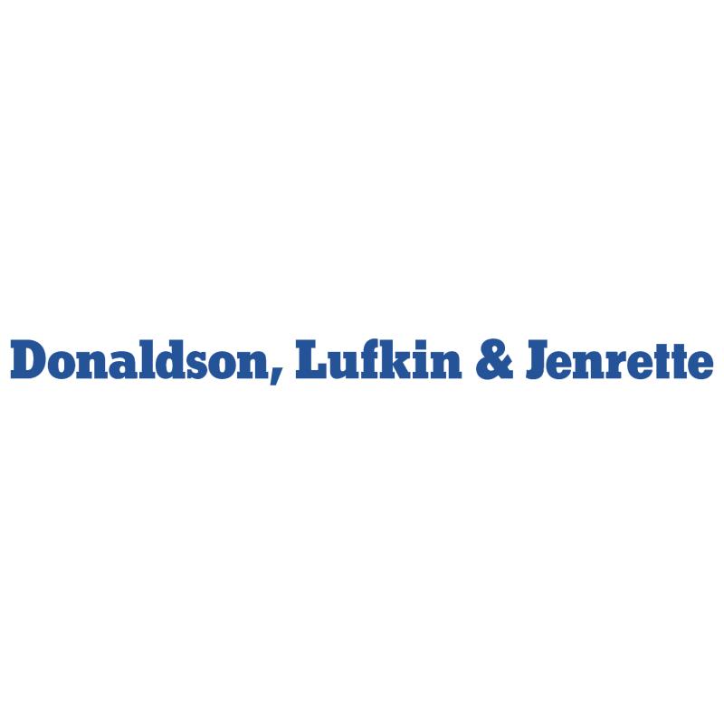 Donaldson, Lufkin & Jenrette vector