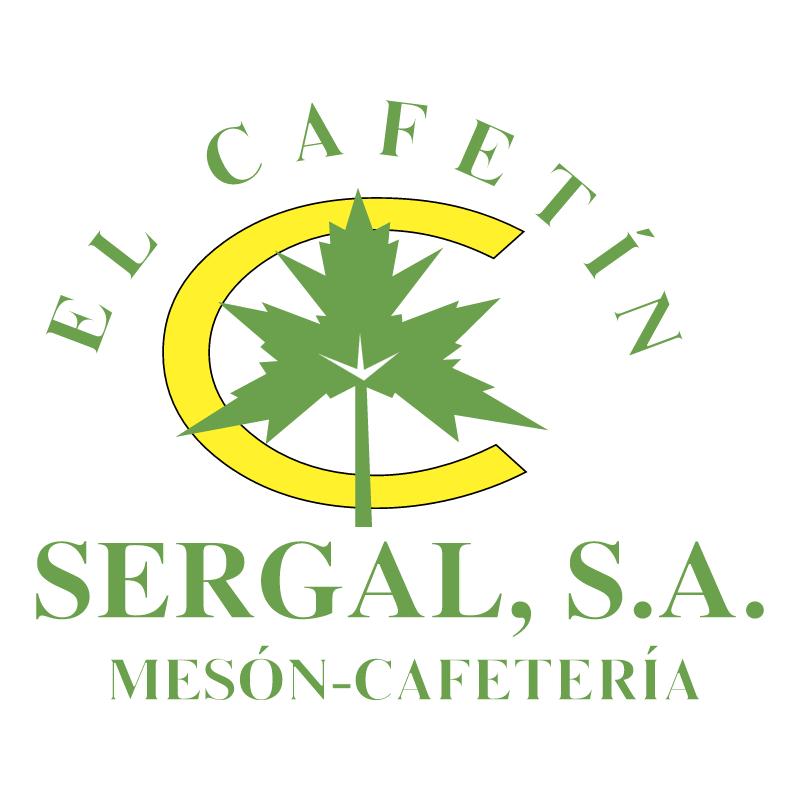 El Cafetin Sergal vector